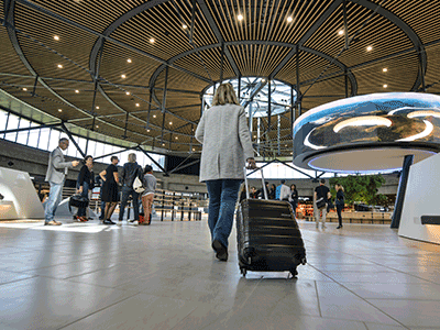 LYON SAINT-EXUPERY AIRPORT POWERED BY ARTIXIUM FRANCE