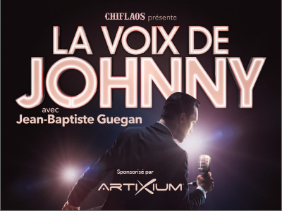 Ayrgon 2.0 - La Voix De Johnny Tour
